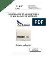 Sistema de Aspiracion detección temprana de humo Notifier