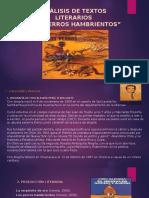 Analisis Literario de Los Perros Hambrientos (1)