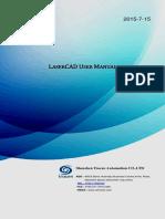 LaserCAD Manual