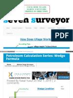 Www Sevensurveyor Com Wedge Formula