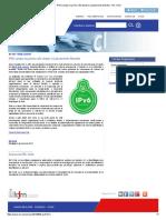 IPv6 Cumple Su Primer Año Desde El Lanzamiento Mundial - NIC Chile