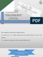 Ctdsm Using Matlab