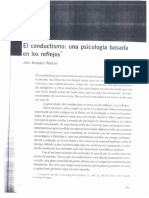 el conductismo - una psicologia basada en reflejos.pdf