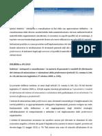 La class action pubblica - Direttive Civit