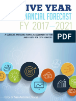 FY 16 forecast document final