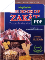 The Book of Zakaat