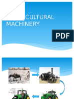 1. Agricultural Machinery