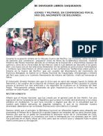 Chile debe devolver libros saqueados- ARTIC.docx
