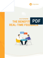 White Paper_The Benefits of Real-time Feedback