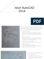 Autodesk AutoCAD Certificate Revision 2014