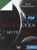 Seveneves Siete Evas - Neal Stephenson