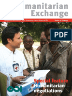 Special Feature Humanitarian Negotiation