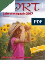 VorOrt Jahresmagazin 2017