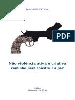 Não-violência ativa e criativa