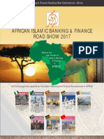 AlHuda CIBE-African Islamic Banking & Finance Road Show 2017