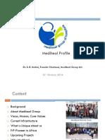 1. Mediheal Group Profile