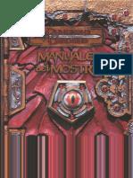 [D&D 3.0 ITA] Manuale Dei Mostri