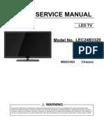HAIER_LEC24B3320_chassis_MSD3393.pdf