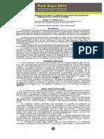 Prevalencia de claudicacao de porcas e condicoes das gaiolas de gestacao em granjas no sul e sudeste do Brasil (2014)