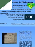 primerreportedevisitadeobra-100520074217-phpapp02