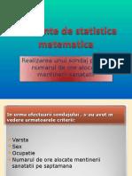Elemente de Statistica Matematica-1