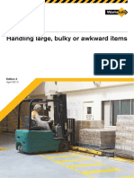 A Guide to Handling Large, Bulky or Awkward Items