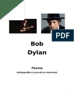 Bob Dylan - Diskografija & Prevodi Pesama