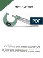 Palmer ó Micrometro