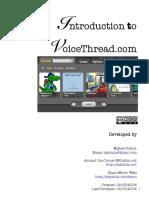 Voicethread tutorial