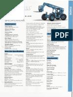 Catálogo Gradall 534D6