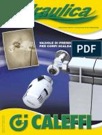Idraulica_43-Valvole Di Preregolazione Per Corpi Scaldanti