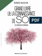 Le Grand Livre de La Connaissance de Soi de Confucius a Bergson_ Bernard_ Baudoin