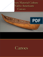 Native a - Canoes