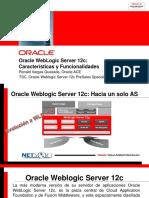 Oracle WebLogic Server 12c