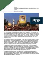 Thailand's Succession