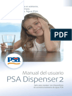 Manual Usuario Dispenser2 Web