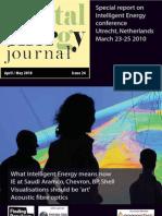 #24 Digital Energy Journal - May 2010