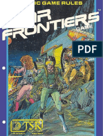 Star Frontiers - Basic Game Rules (1980)