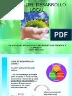 Teoría Del Desarrollo Local