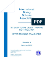 IDSA Training Standards