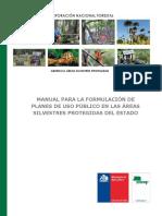 Manual Planes de Uso Público CONAF 2014