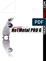 Learning HotMetal Pro 6_132