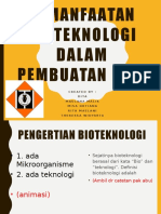 PPT Biotek Keju Tere