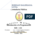 Infomatica Basica