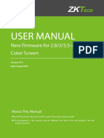 U300C English Manual