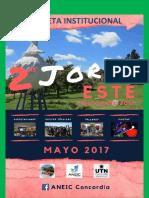 II JoREIC Región Este - Concordia