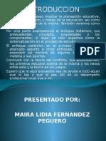 Diapositivas de La Clase de Maira
