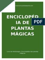 Enclopédia de Plantas Mágicas