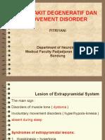 Movement Disorder Degenerative Disorders