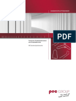 PEC Sandwichplattenanker 2016 Katalog Deutsch